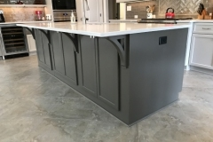 Clasic Grey Kitchen