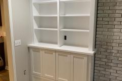 white-wall-unit