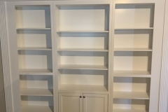 Large Recessed Wall Unit