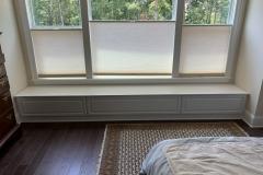 Shaker Window Seat