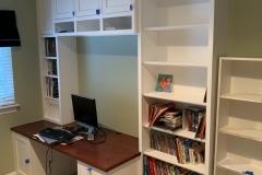 White Maple Desk Top